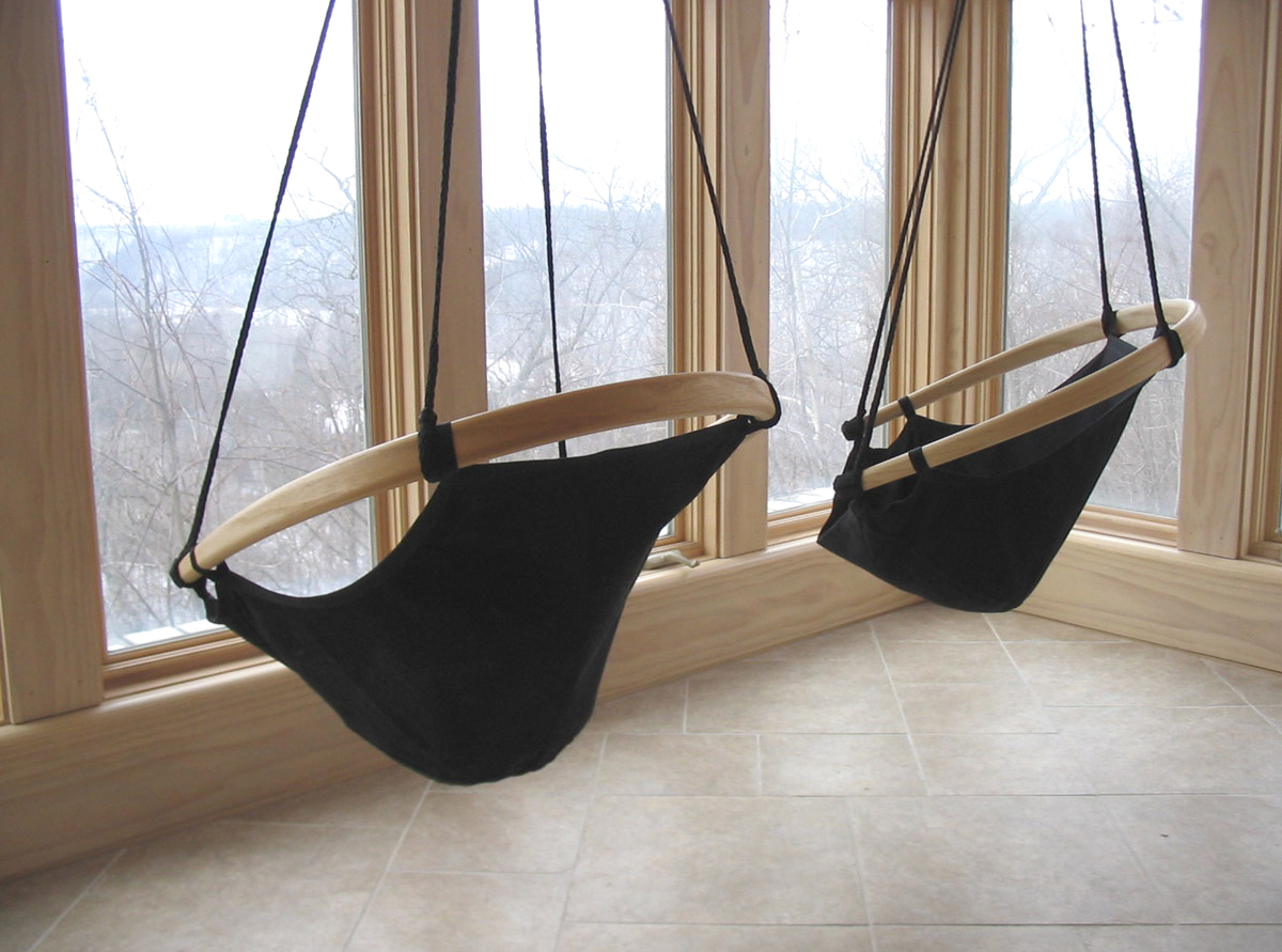 Picture of: Install Indoor Ceiling Hanging Chairs In Your Home Cee Chair